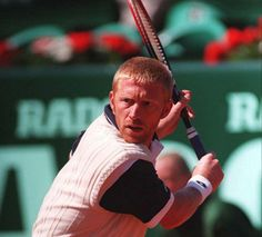 Laureus World Sports Academy Member Boris Becker burst onto the tennis scene in 1985 when, at 17, he became the youngest man to win a Wimbledon title.