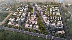 Karamay South Town Master Plan