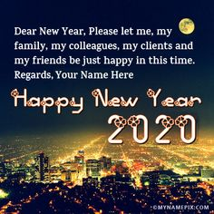 Write your name on Happy New Year Wishes 2016 picture in beautiful style. Best app to write names on beautiful collection of New Year Wishes pix. Personalize your name in a simple fast way. You will really enjoy it. New Year Wishes 2017, Happy New Year 2016, Happy New Year Wishes, Happy New Year Greetings, New Year 2017, Name Pictures, New Names, Writing Quotes, Friendship Quotes