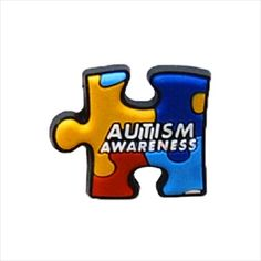 Help fill in the missing pieces of the puzzle. #AutismAwareness
