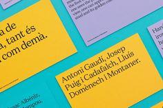 Urbanna, una identidad que juega con la singularidad de las palabras de Forma & Co