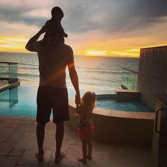 """""""A few days to relax.. The big lights and hectic schedule feels pretty far away in this moment.."""" 