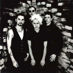 Depeche Mode- reminds me of high school