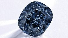 $48.4 million Blue Moon of Josephine | The Five Most Expensive Colored Diamonds Sold in the Last 40 Years