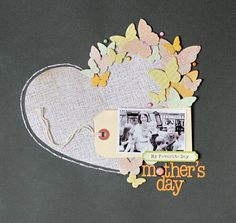 Mother's Day {Studio Calico October Kit}