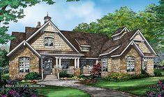 2nd - The Austin - 2,966 sq ft - 4 bd, 4 ba, office. Optional 485 sq ft bonus. House Plan 1409. A bathroom for each bedroom