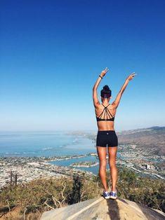 Thư giãn, cảm nhận vẻ đẹp cuộc sống, vẻ đẹp thiên nhiên khi chạy