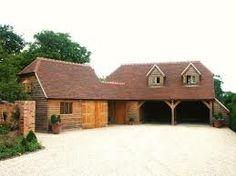 oak framed garages - Google Search