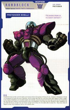 Transformers Pretenders | roadblock-1.jpg