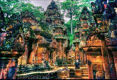 アンコール遺跡群 カンボジア
