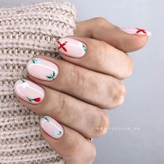Want some ideas for wedding nail polish designs? This article is a collection of our favorite nail polish designs for your special day. Nail Polish Designs, Nail Art Designs, Red Nails, Hair And Nails, Picasso Nails, Wedding Nail Polish, Plain Nails, Gel Nails At Home, Short Nails Art