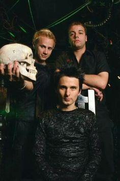 """Dom took my skull"" MUSE."
