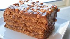 Food Cakes, Cookie Recipes, Dessert Recipes, Norwegian Food, Types Of Cakes, Pudding Desserts, Snacks, Let Them Eat Cake, Cheesecakes