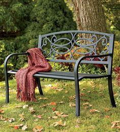 25 Bancos de jardín fresco para cualquier decoración estilo al aire libre