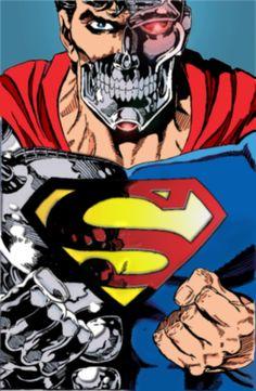 Hank Henshaw Aka Cyborg by spidermoiz