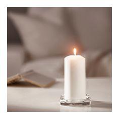 ФЕНОМЕН Неароматич свеча формовая - 15 см - IKEA