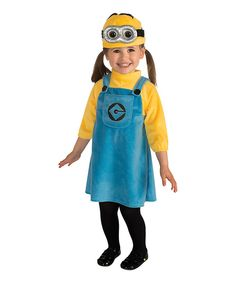 Despicable Me Minions Dress-Up Set #zulily *So cute