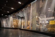 Interwoven experience. In Gallery | Australian Interior Design Awards
