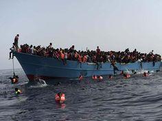 Em dois dias, Itália salva quase 11 mil imigrantes no mar. Nas últimas 48 horas, a Central de Operações da Guarda Costeira de Roma coordenou 78 ...