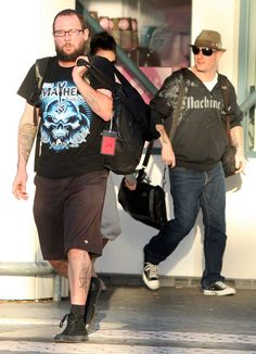 Craig Jones Slipknot | Craig Jones and Corey Taylor Unmasked 2010