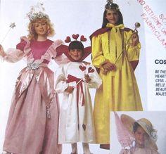 Costume McCalls 5071 Sew Pattern Sz 5 - 6 Fairy Princess Southern Belle Bride $13.95 #McCalls5071