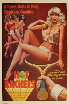 Juxtapoz Magazine - Vintage Film Posters From The Golden Age of XXX