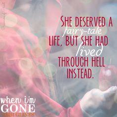 When I'm Gone by Abbi Glines (Rosemary Beach #11)