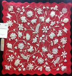 """Spring Romance"" by Deborah Kemball (from Ormond Beach Quilts)OK this is just to die for!!! Amazing Quilt"