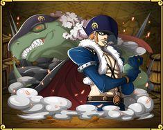 8 điều chưa biết về X-Drake người sở hữu năng lực Zoan Cổ Đoại - Khủng Long - One Piece Fan Blog