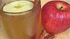 Easy homemade apple cider recipe