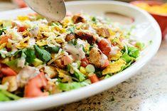 Chicken Taco Salad by Ree Drummond / The Pioneer Woman, via Flickr