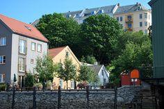 """Nedre Bakklandet """"Krana"""" by Kirsti I., via Flickr"""