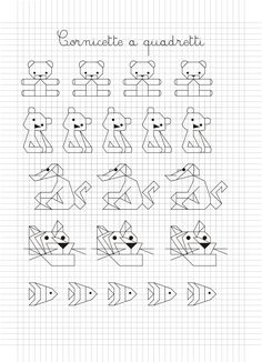 Border (open or fill-in) Motifs Blackwork, Blackwork Embroidery, Embroidery Stitches, Embroidery Patterns, Graph Paper Drawings, Graph Paper Art, Easy Drawings, Cross Stitch Borders, Cross Stitch Patterns