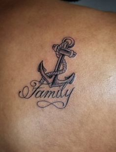 50 Exclusive Anchor Tattoo Design For Women – Blurmark - Tattoo Designs Men Marine Tattoos, Navy Tattoos, Mom Tattoos, Trendy Tattoos, Cute Tattoos, Beautiful Tattoos, Small Tattoos, Tattoos For Guys, Sleeve Tattoos