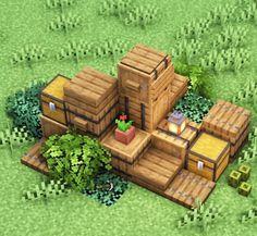 Minecraft Blueprints, Minecraft 1, Minecraft Designs, Minecraft Buildings, Minecraft Medieval, Minecraft Construction, Minecraft Creations, Outdoor Furniture Sets, Outdoor Decor