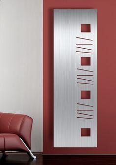 BAROK design radiatoren Esthetische woonkamer radiatoren, verticale ...