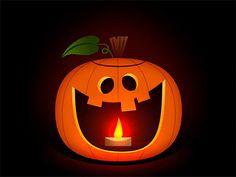🌟Tante S!fr@ loves this📌🌟Halloween Gif Pumpkin + Time Lapse by Kyle Jones - Dribbble Happy Halloween Gif, Image Halloween, Halloween Greetings, Halloween Jack, Halloween Pictures, Halloween Horror, Holidays Halloween, Halloween Decorations, Halloween Costumes