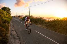 Sunset Road Biking in Corsica, France by Christoph Oberschneider on Road Cycling, Road Bike, Sunset Road, Cycle 3, Corsica, My Images, Coast, Country Roads, Racing