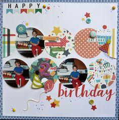 Happy 2nd Birthday ~ - Scrapbook.com