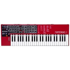Nord Lead A1 - Analog Synthesizer  - Vintage King Audio