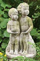 Garden Accents and Statuary | Charleston Gardens® - Home and Garden Collection Classic outdoor and garden furnishings, urns & planters and garden-related gifts