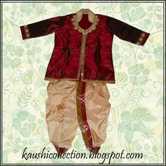 Sparkling Fashion: Dhoti kurta for boys Marriage Suits, Wedding Rituals, Punjabi Suits, Indian Wear, Kids Fashion, Sparkle, Boys, How To Wear, Clothes