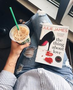 What's your highly anticipated read for April? Mine has to be THE THING ABOUT LOVE by @juliejamesauthor  I cannot wait until I start reading this beauty. Thank you @berkleyromance for the lovely book mail  (On sale April 18th 2017) . SYNOPSIS: Two undercover FBI agents can hide who they are from everyone but each other.  FBI agents Jessica Harlow and John Shepherd have a past. The former lawyer and cocky Army ranger clashed during their training at Quantico gladly going their separate ways…