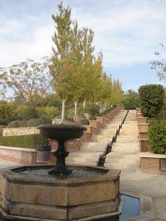Alcazaba Almería - Parque de Alcazaba  (photo: Robert Bovington)
