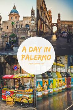 Palermo, Sicily in just one day. We discovered that you can explore the pulsing heart of Sicily, Palermo, in just an afternoon! Explore the travel itinerary with 5 things to do in Palermo on travel blog www.svadore.com