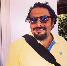 Enrico Brignano e il suo nuovo paio di #UltraLimited! #ultralimited #ultralimitedsunglasses #occhialidasole