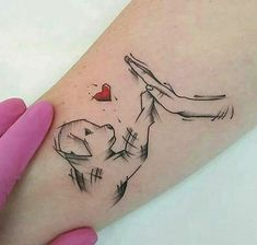 Follow me;  pinterest.com/MrCafer  YouTube @Mr.Cafer  mrcafer.blogspot.com #DogTattooIdeas