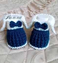 Римма Лебедева (Курнева) - Вязание | OK.RU Crochet Boot Socks, Crochet Baby Boots, Knitted Booties, Crochet Bebe, Newborn Crochet, Crochet For Kids, Baby Booties, Felt Baby Shoes, Baby Socks