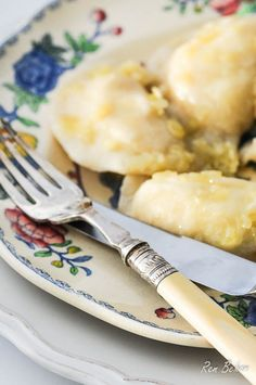 Being Polish and having an insatiable love of pierogigohand in hand. For me they conjure up images of a big family table, my Mama cooking endless batches, dishing up little pockets of dough, similar to ravioli,filled with potato and cheese or foraged mushrooms,coated in warm butter ...