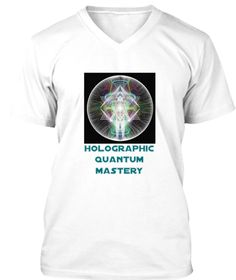 Discover Holographic Quantum Mastery T-Shirt from Triple Helix Clothing, a custom product made just for you by Teespring. Triple Helix, Holographic, Funny Tshirts, Just For You, Awesome, Clothing, Mens Tops, T Shirt, Outfit